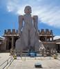 Bahubali statue (mageshb) Tags: virajpet shravanabelagola
