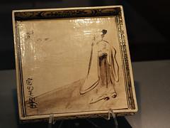 Tokyo National Museum 15 (david.ow) Tags: culture olympus ceramics art travel artifacts museum em5ii tray history ueno plate japan tokyo
