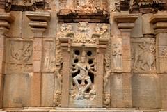 Shiva as Nataraj - The Dance of Death - Tandav (VinayakH) Tags: bhoganandeeshwaratemple karnataka india temple nandihills chikkaballapura chola ganga hoysala tipusultan religious historic