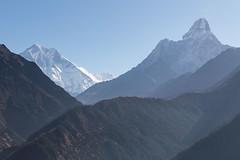 Tengboche monastery (D A Scott) Tags: nepal asia himalayas everest base camp trek gokyo lakes