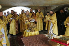 92. The Laying of the Foundation Stone of the Church of Saints Cyril and Methodius / Закладка храма святых Мефодия и Кирилла 09.10.2016