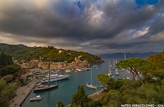 Storm over the bay (Matteo Nebiacolombo) Tags: mare golfo portofino liguria golfodeltigullio cielo