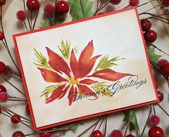 seasons greeting (Rosemary D.) Tags: pennyblack redstar