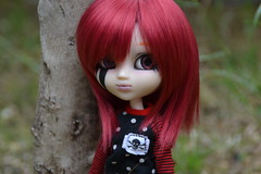DSC_4645 (DollEmiou) Tags: doll pullip pullipfullcusto fc nezumi pullipsticafc obitsum wig red eyeships