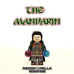 The Mandarin v.3 [MOC] [CUSTOM] [COMICS] (agoodfella minifigs) Tags: lego marvel marvellego legomarvel minifigures marvelcomics comics heroes legosuperheroes legomarvelsuperheroes legoavengers legovillains minifigure moc mod mandarin ironman