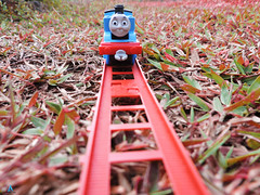 Thomas Journey (pondicherry arun) Tags: thomasfriends thomas kevin victor bash percy toy train pondicherry puducherry pondicherryarun