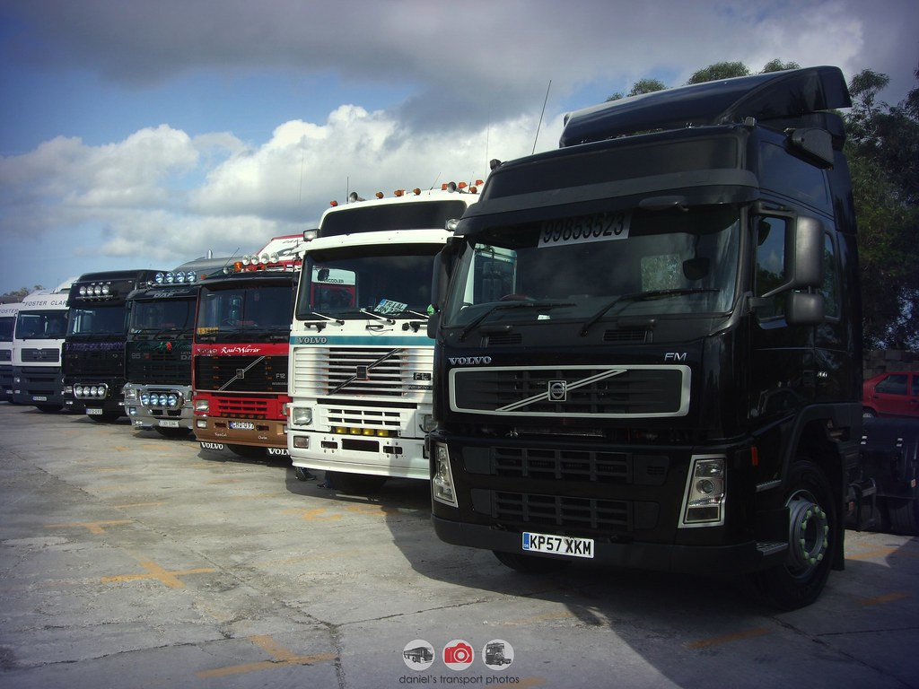 100 volvo 870 truck for sale vnl long haul tractor launched