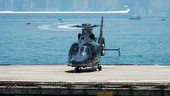 B-HRY   Hong Kong Government Flying Service   Eurocopter EC-155B-1 (bcavpics) Tags: bhry hongkonggovernmentflyingservice eurocopter ec155b1 aviation aircraft helicopter chopper heli wanchai hongkong sar china bcpics
