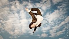Auto Pilot (Wim Storme) Tags: falling
