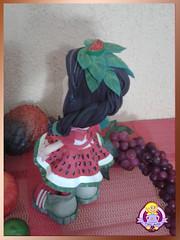 Boneca de eva Melancia (TATI ARTS) Tags: de 3d eva boneco melancia casamento boneca em presente comprar lembrancinhas