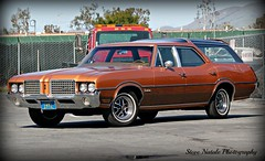 1972 Oldsmobile Vista Cruiser (Steve Natale) Tags: classiccar vista 1972 cruiser olds oldsmobile stationwagon cutlass