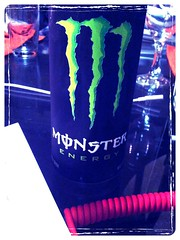 Monster Energy Drink (shinnygogo) Tags: monster drink beverage sugar energydrink flickrandroidapp:filter=chincilla theplazaatarboretumapartments