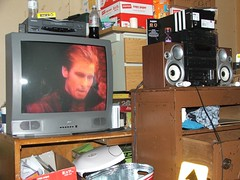 I Want My Mtv Back/ Mike's Room (Stephen M. Jones) Tags: mike fuji mtv