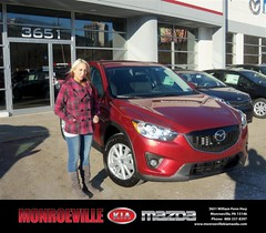 Monroeville Kia Mazda would like to say Happy Birthday to Jennifer Lazzo! (Monroeville Pennsylvania KIA Mazda) Tags: new car sedan truck wagon happy pittsburgh pennsylvania used vehicles pa bday kia van minivan monroeville mazda suv coupe dealership shoutouts hatchback dealer customers 4dr 2dr preowned