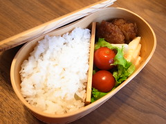 Bento (GinkgoTelegraph) Tags: food japan lunch bento