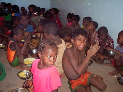 so grateful (theancientpath) Tags: poverty school village hunger madagascar cyclone nutrition malnourishment mikea