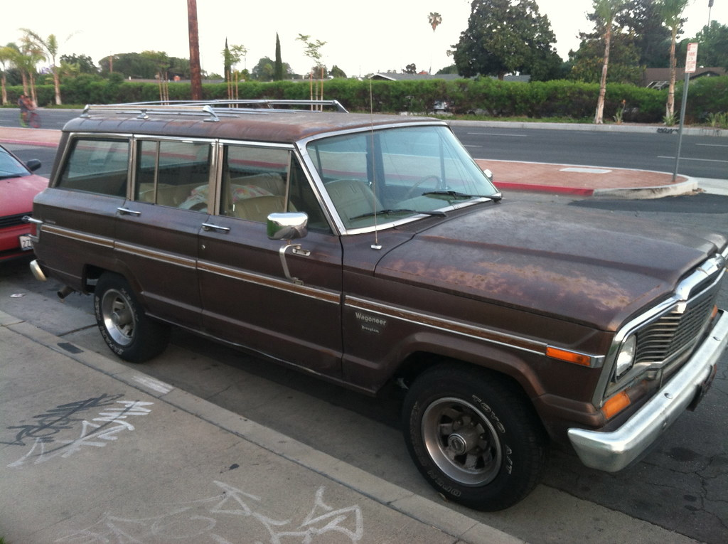 Jeep Wagoneer Brougham by moethebartender, on Flickr