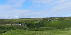 Welcome to Strathy, Sutherland, July 2016 (allanmaciver) Tags: strathy north scotland scattered remote hillside inn sutherland allanmaciver