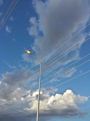 20160724_192023_Richtone(HDR).jpg (stellardot) Tags: samsung galaxy s4 phone mobile device sgh m919 sodium street lamp light park path walk power line cable hdr