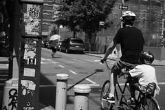 Get ready... (Xu@EVIL Cameras) Tags: street bw white black berlin 35mm voss f28 exakta piesker