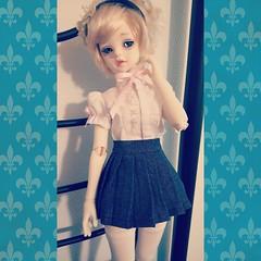 My Doll in Mind Benetia (Reikoka) Tags: ball doll bjd resin dim msd jointed dollinmind benetia