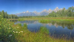 Schwabacher's Landing (Kconrad2k) Tags: tetonnationalpark jacksonhole schwabacherslanding