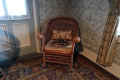 Grant's Chair (jschumacher) Tags: newyorkstate wilton wiltonnewyork upstate ulyssessgrant grantcottage mountmcgregor