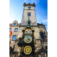 #Praha #Prague #travel #czech #townsquare #astronomicalclock #instatravel #travelphotography #europe #cities #heritage (VaibhavSharmaPhotography) Tags: praha prague travel czech townsquare astronomicalclock instatravel travelphotography europe cities heritage