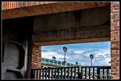 Le pont Saint-Pierre / St Peter bridge - Toulouse (christian_lemale) Tags: pont bridge saintpierre toulouse france nikon d7100
