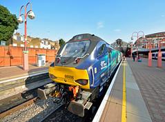 68008 at Marylebone (robmcrorie) Tags: marylebone station london terminus class 68 chiltern loco hauled kidderminster
