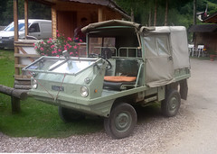STEYR PUCH HAFLINGER (Il diabolico coupe) Tags: auto automobile macchine macchina machine voiture pkw 4x4 4wd offroad fuoristrada steyr puch haflinger