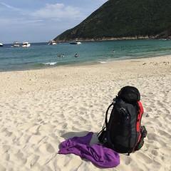 Hike. Fly. Swim. #HongKong