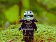 Deepstone Zane (kelko585) Tags: lego minifigure minifig zane afol ninjago