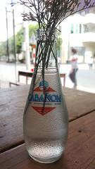 Branding (Roving I) Tags: branding vases decor cafes cabanon danang vertical vietnam
