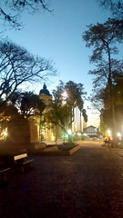 Praa da Alfndega (Gijlmar) Tags: brasil brazil brasilien brsil brasile brazili portoalegre  riograndedosul amricadosul amricadelsur southamerica amriquedusud sunset