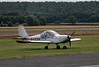 G-CCDX Aerotechnik EV-97 Eurostar, G-CCDX Syndicate, Wellesbourne Mountford, Warwickshire (Kev Slade Too) Tags: gccdx eurostar aerotechnik ev97 gccdxsyndicate egbw wellesbournemountford warwickshire