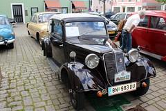 1935 Tatra T57 A cabriolet (Davydutchy) Tags: tatra register deutschland trd jahrestreffen annual rally ausfahrt classic car ride beilngries bayern bavaria beieren duitsland germany