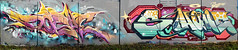 Dashe     Shane (HBA_JIJO) Tags: streetart urban graffiti vitry vitrysurseine art france hbajijo wall mur painting letters peinture lettrage lettres lettring shane dashe writer paris94 spray panorama thebullshitters