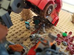 The Thief (PaperAirship) Tags: lego apocalego