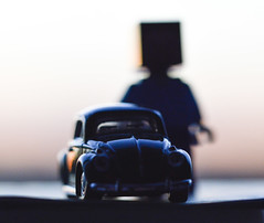 """Planes, Traines & Automobiles - Macro Mondays (annesjoberg) Tags: planestrainesandautomobiles macromondays toycar car lego plastic makro macro nikon nikond3200 nikonphoto backlight motljus"