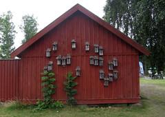 neighborhood for birds (helena.e) Tags: helenae sjtorp vnern gtakanal semester vacation lga husbil motorhome