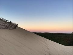 Composicin (yanitzatorres) Tags: duna de pilat pyla dunas atardecer francia arena cielo