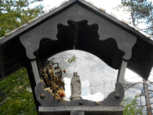 La virgen del Pilar de Ordesa