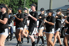 D3X_0452 (euthman) Tags: parade fortbendcountyfair fosterhighschool falconmarchingband woodwind