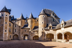 Chateau de Fougères-sur-Bièvre (xsalto) Tags: château loire médédival fougèressurbièvre france
