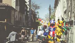 Marionettes :) (Gonza.M) Tags: puppet marionette lastarria santiago chile childhood urban