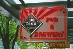The Pike (trainphotoz) Tags: seattle brewery pikeplace pikeplacemarket thepike
