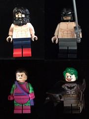 Superman____Batman____Green Goblin____BatJoker____ (Letgoofmylego) Tags: superman batman joker green goblin lego minfig