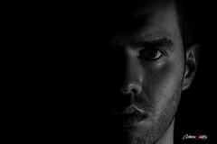 Autorretrato (adrivallekas) Tags: autorretrato selfportrait me yo eye people face gente cara shadow sombra lowkey clavebaja canon canoneos6d tamron blackandwhite bw blancoynegro byn bn