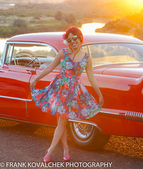 Mitchell brings sunshine with her (Alaskan Dude) Tags: idaho melba celebrationpark photoshoot photoshoots people portrait fashion models vintage retro pinup